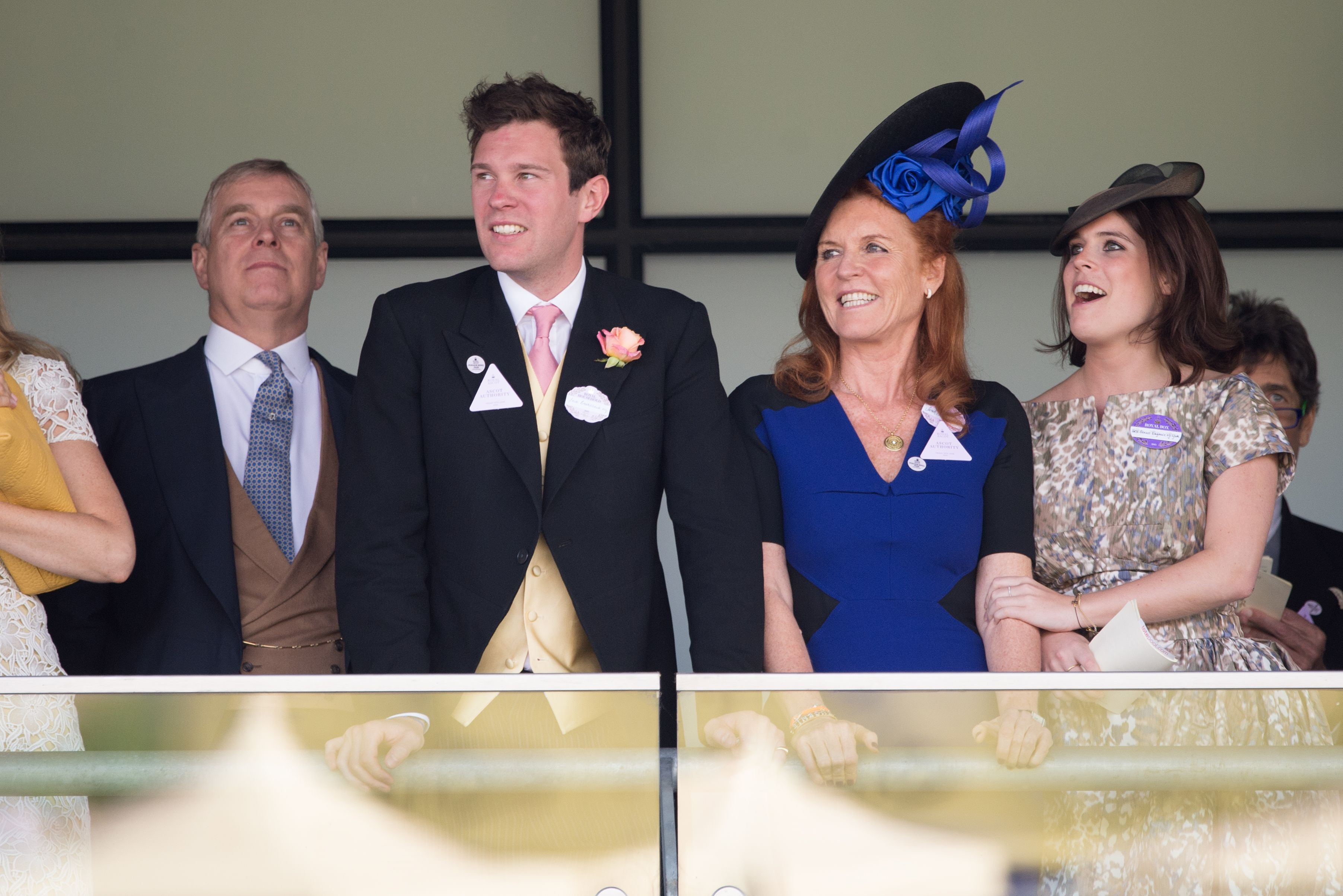 Watch So proud': Duchess of York shares heartfelt message to Prince Andrew video
