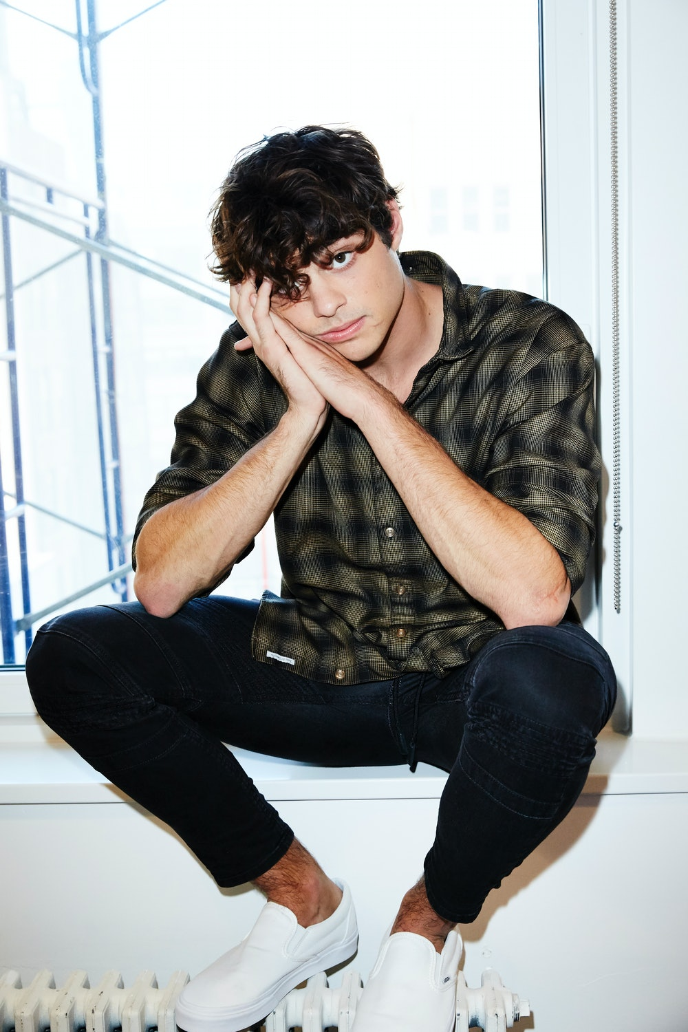 What Does Rt Mean >> Let Me Paint You A Picture Of My 25 Minutes With Noah Centineo