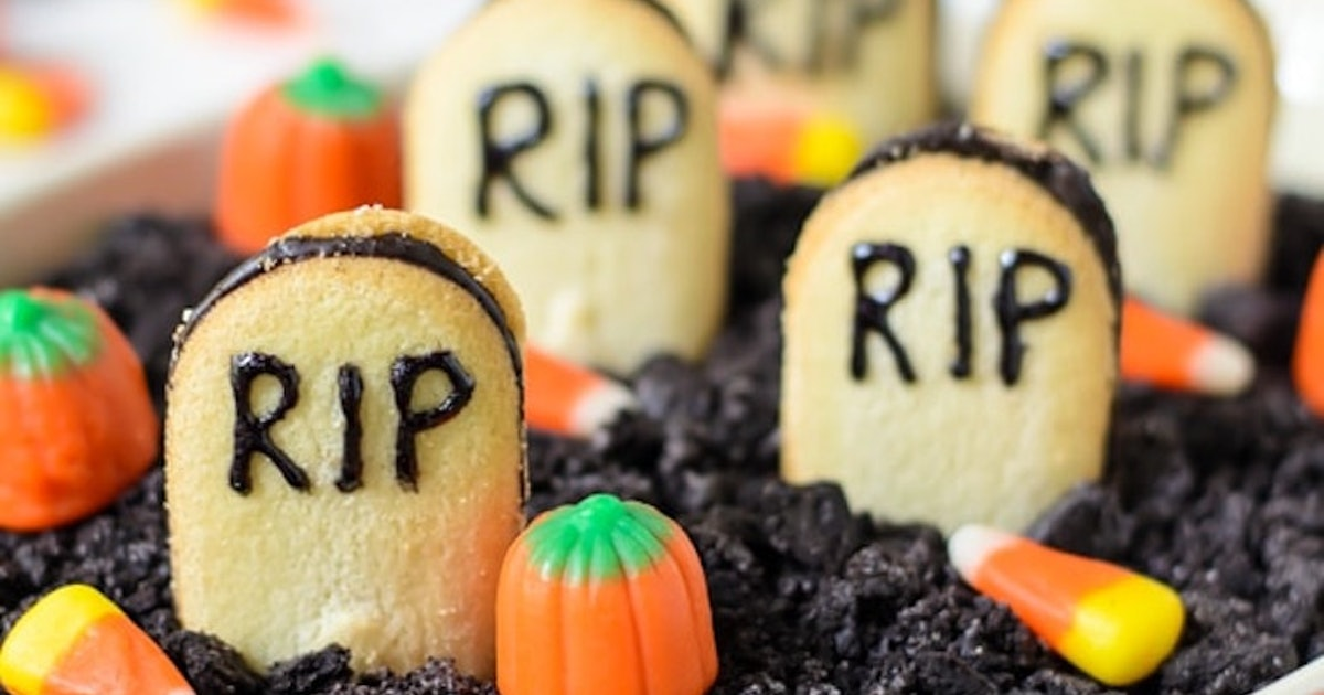 15 Halloween Desserts, Because Your Kids Won't Share Their Candy