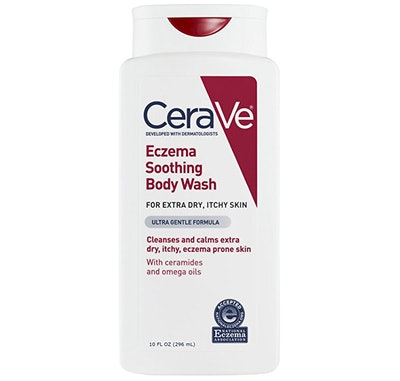 CeraVe Eczema Soothing Body Wash, 8 oz.