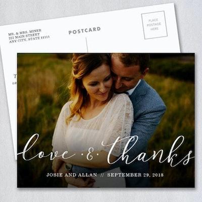 48 Custom Postcards
