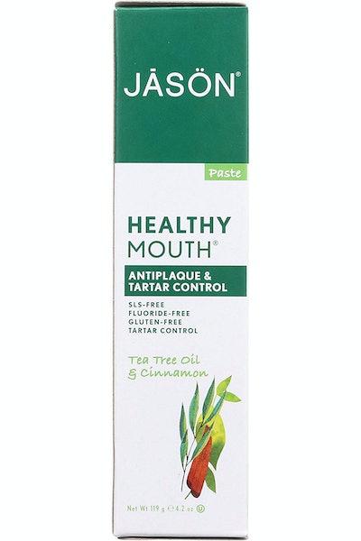 JASON Healthy Mouth Toothpaste, 4.2 oz