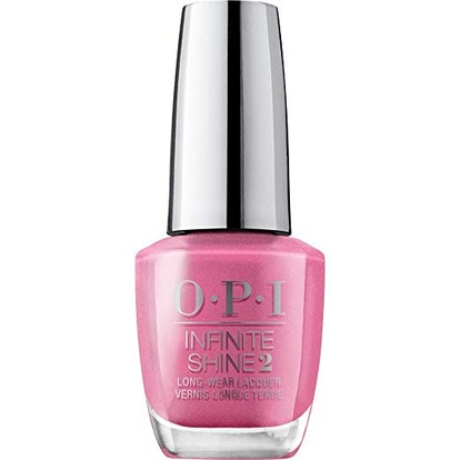 OPI Infinite Shine 2 in Japanese Rose Garden