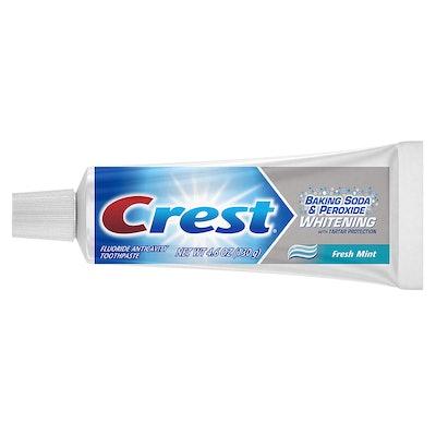 Crest Baking Fluoride Anticavity Toothpaste, 4.6 oz