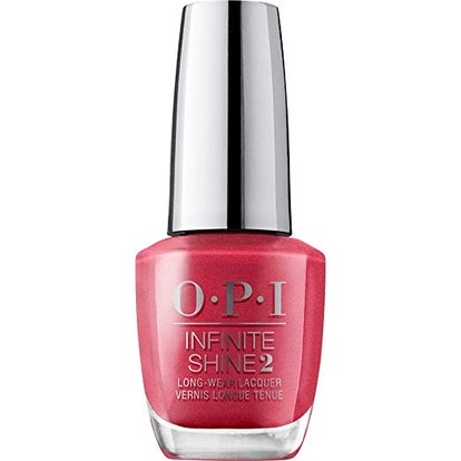 OPI Infinite Shine 2 in Señorita Rose-alita