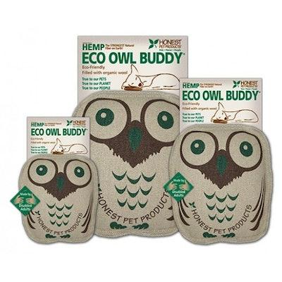 Eco Owl Buddy Stuffed