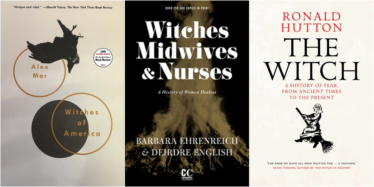 7 Nonfiction Books About Witches, Because They Aren't Just The Stuff Of Fairy Tales