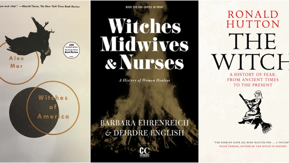 7 Nonfiction Books About Witches, Because They Aren't Just