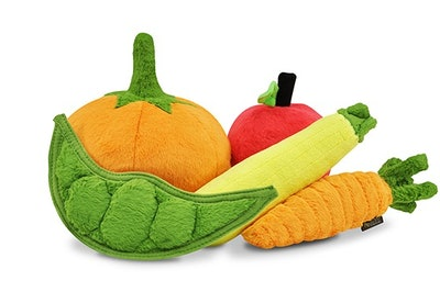 Garden Fresh Plush Toys
