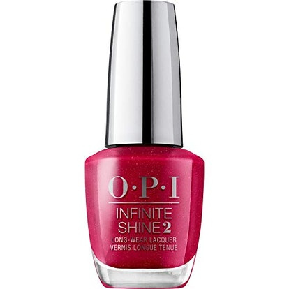 OPI Infinite Shine 2 in Peru-B-Ruby