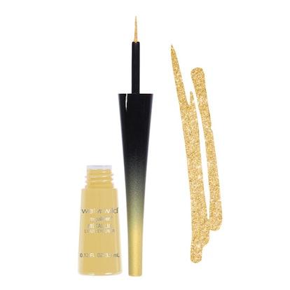 "MegaLiner Metallic Liquid Eyeliner in ""Golden Goddess"""