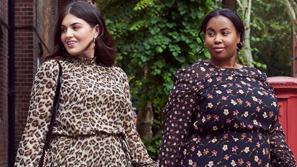 Oasis Have A New Plus-Size Collection & It Goes Up To A UK ...