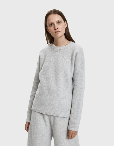 Lauren Manoogian Cashmere Crewneck Sweater