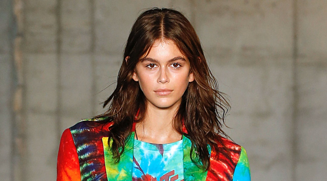 957e6b3aa561 7 Trends From New York Fashion Week Spring/Summer 2019, From Fun Fringe To  '90s Tie-Dye