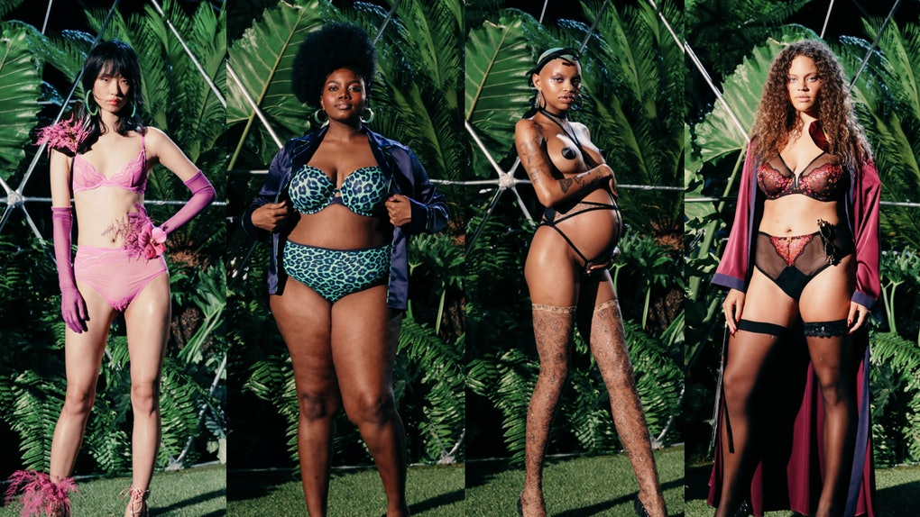 60daceef60e Rihanna s Savage x Fenty NYFW Show Redefined Inclusivity