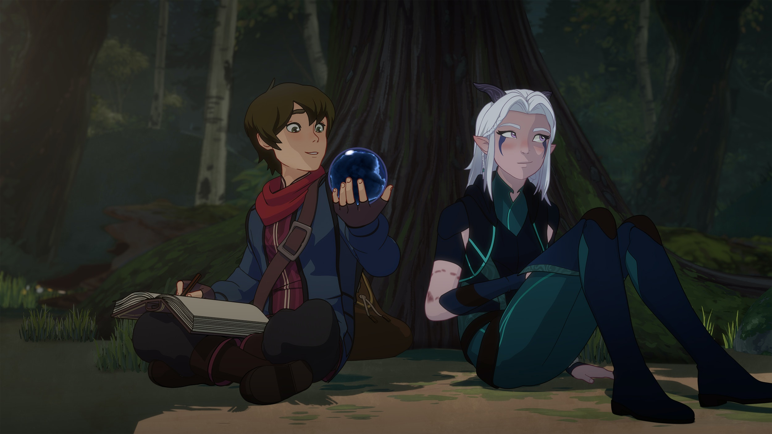 Will The Dragon Prince Return For Season 2 Netflix S New