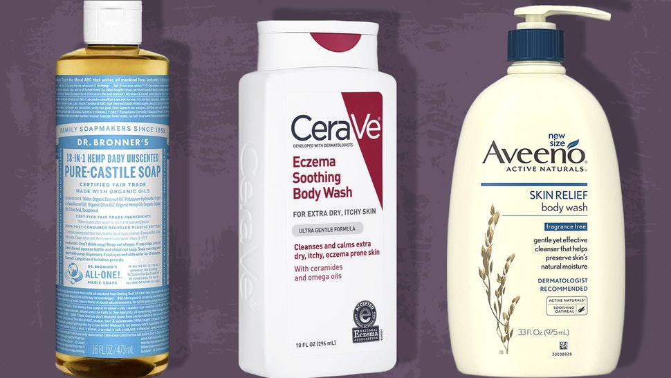 The 4 Best Body Washes For Sensitive Skin
