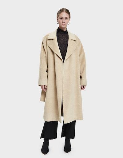 Lauren Manoogian Classic Wool Overcoat