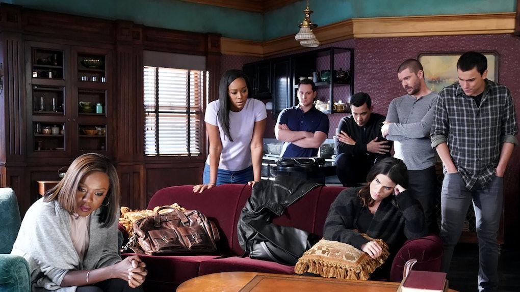 「how to get away with murder season 5」的圖片搜尋結果