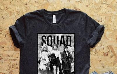 Hocus Pocus Shirt Squad