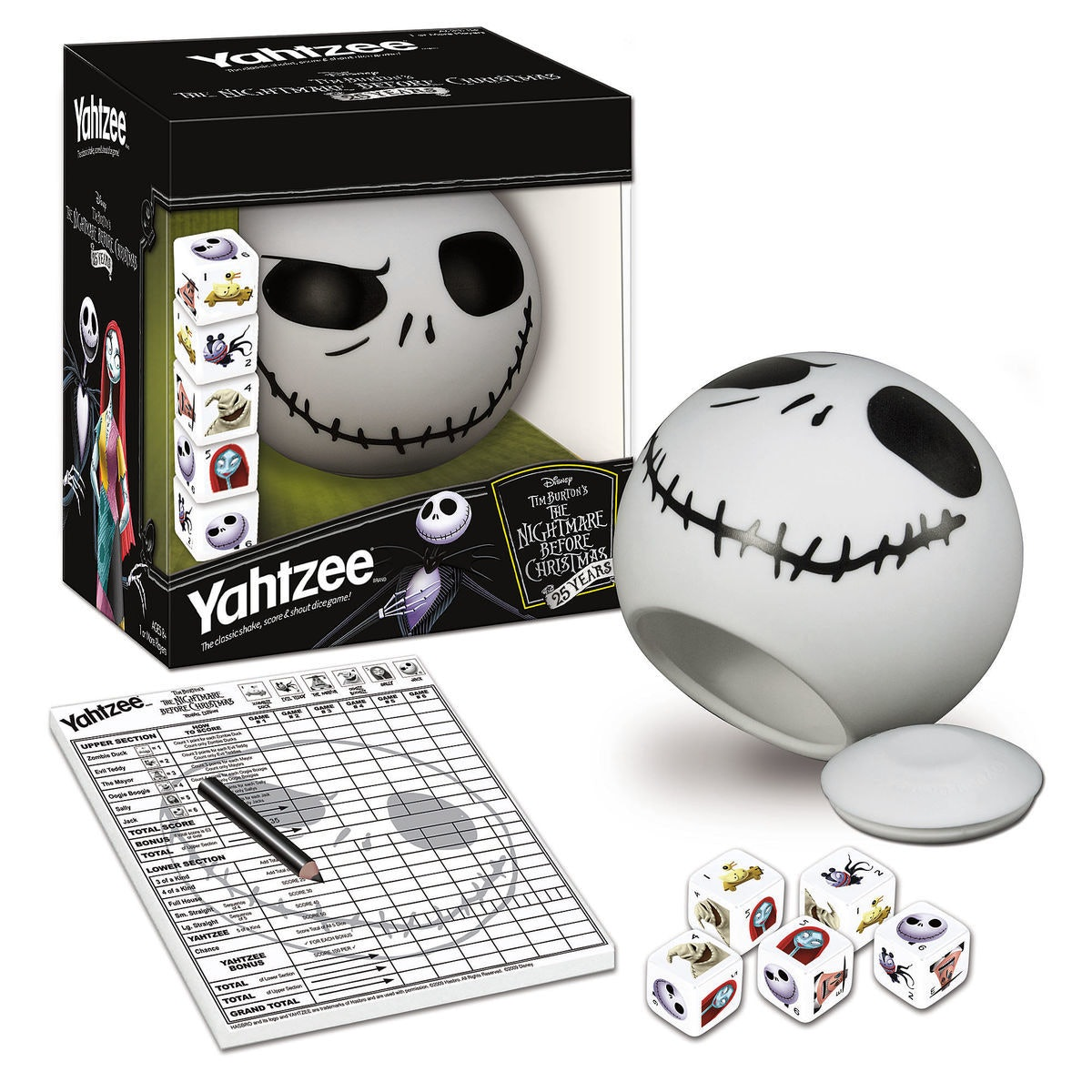 Nightmare Before Christmas\' Games Are Available To Celebrate 25 ...