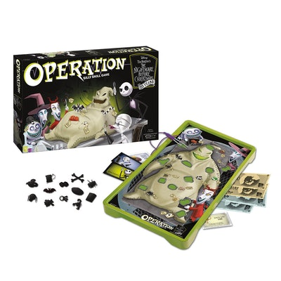 The Nightmare Before Christmas 25th Anniversary Operation Game