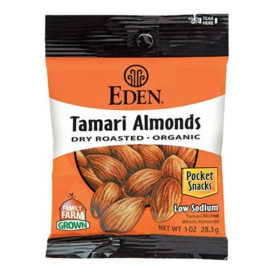 Eden Foods Dry Roasted Tamari Almonds