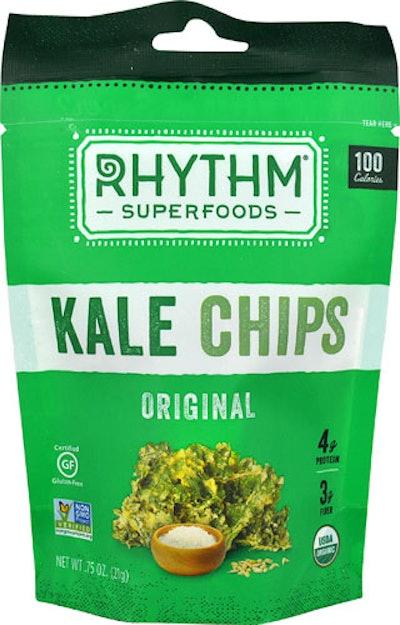 Rhythm Superfoods Organic Kale Chips