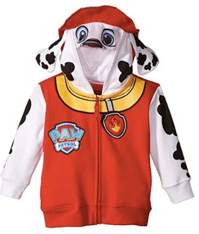 Nickelodeon Toddler Boys' Paw Patrol Character Costume Hoodie