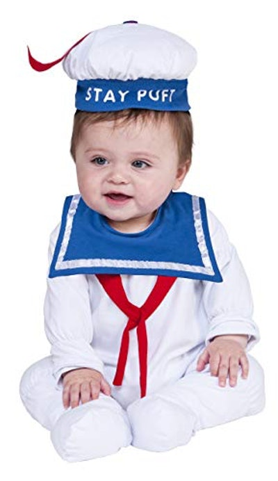 Stay Puft Costume Romper