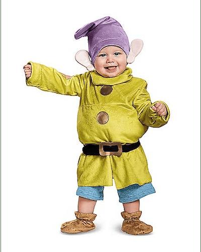Baby Dopey Costume