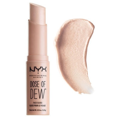 NYX Pro Dose Of Dew Face Gloss