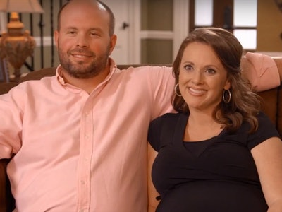 "Courtney & Eric Waldrop from TLC's ""Sweet Home Sextuplets"""