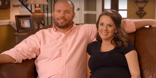 """Courtney & Eric Waldrop from TLC's """"Sweet Home Sextuplets"""""""