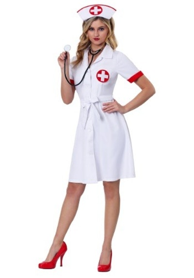 Stitch Me Up Nurse Women's Costume