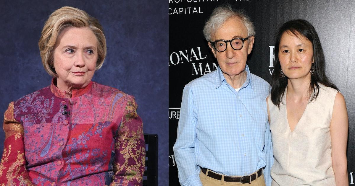 Woody Allen Says Hilla...