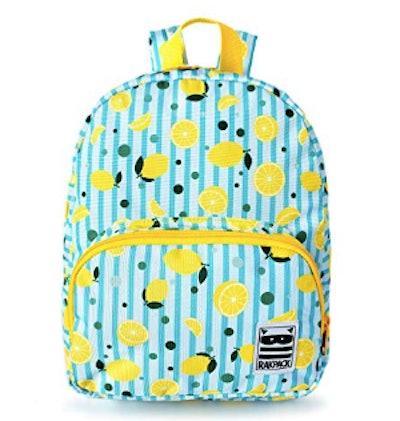 Rakpack Small Toddler Kids Lemons Backpack