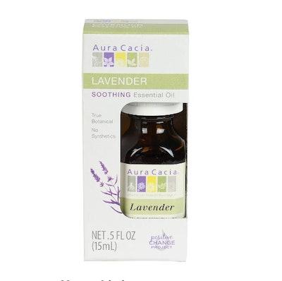 Aura Cacia Lavender Relaxing Essential Oil