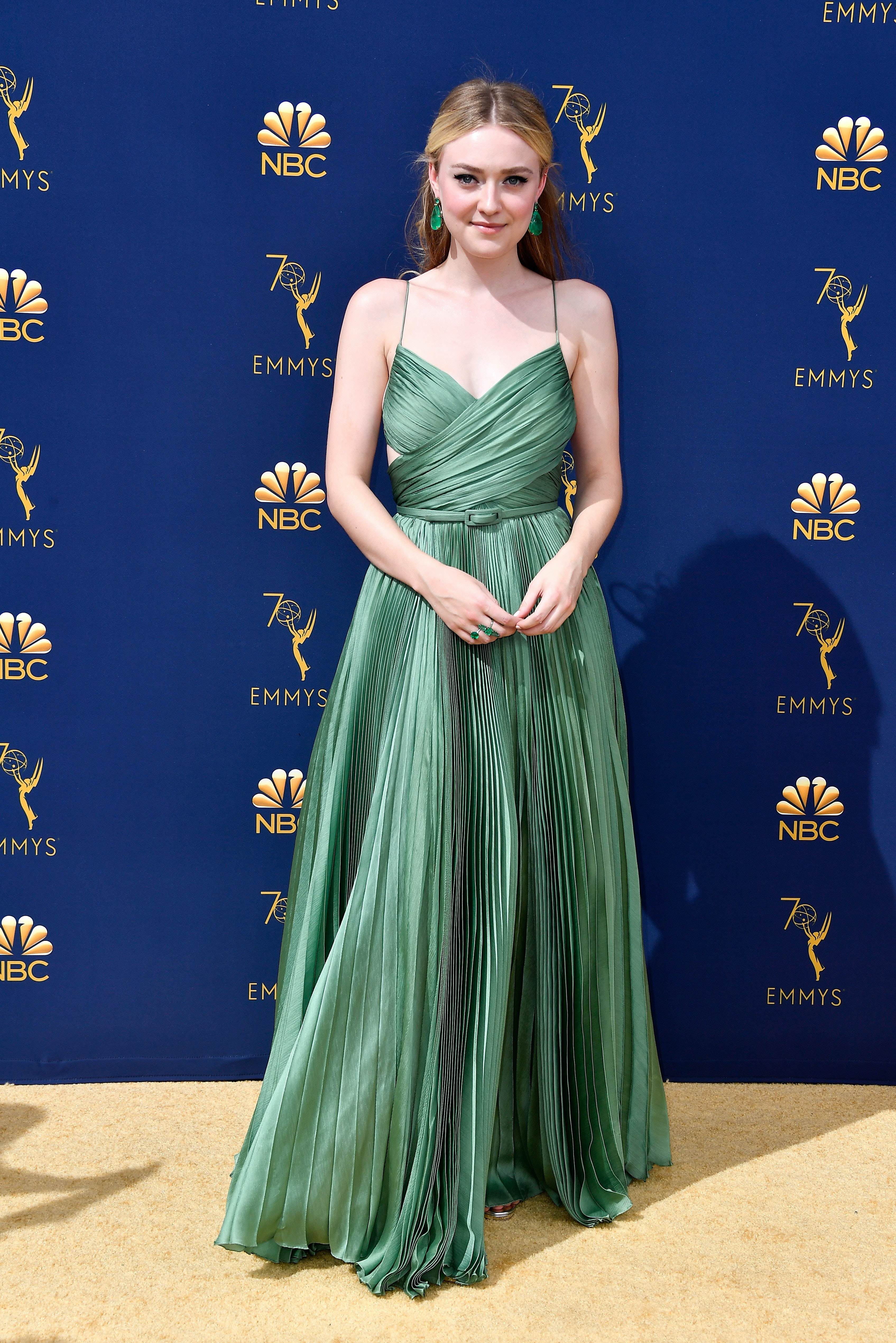 Every 2018 Emmy Awards Dress From The Red Carpet