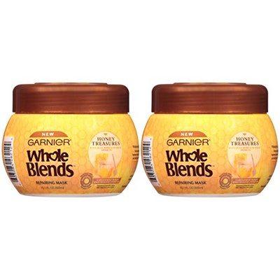 Garnier Hair Care Whole Blends Repairing Mask (2 Pack)