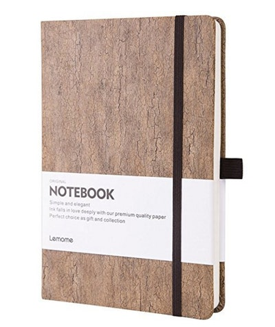 Lemome Eco-Friendly Cork Notebook