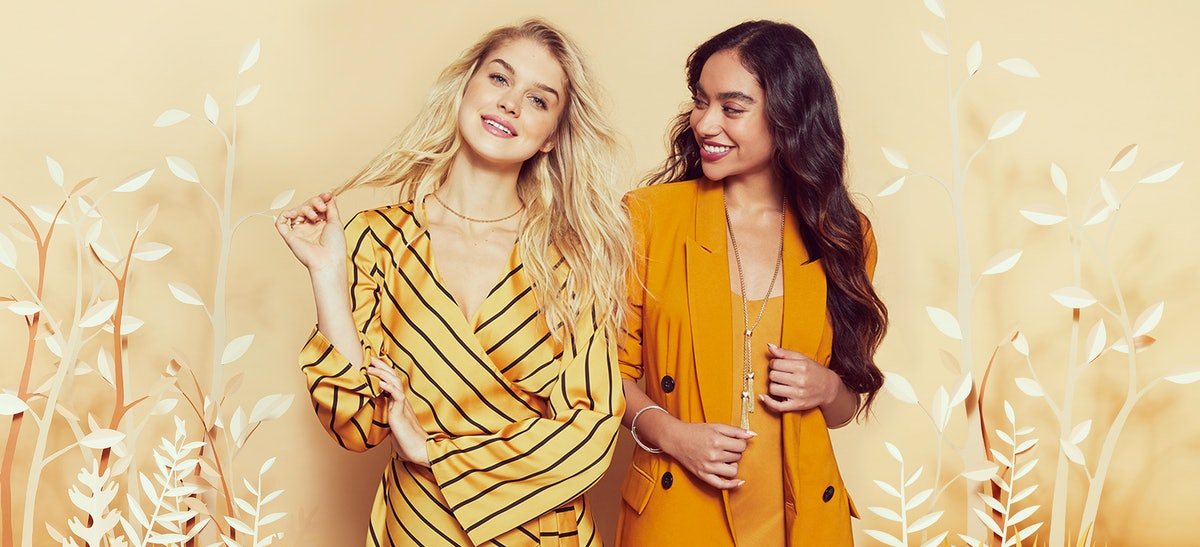 How To Work Fall's Bold Yellow Trend Into Your Wardrobe