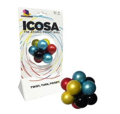 Brainwright Icosa The Atomic Fidget Ball