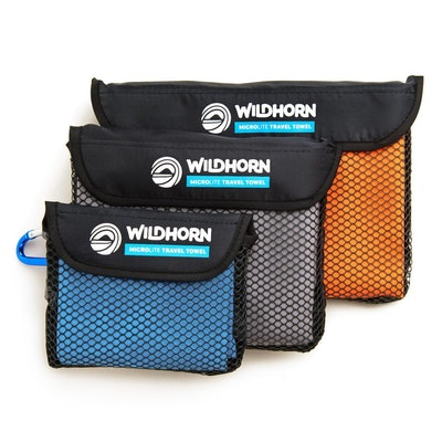 Wildhorn Outfitters Microlite Microfiber Quick Dry Travel