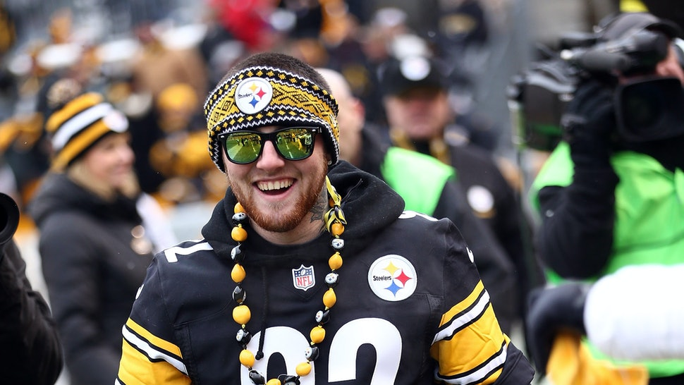 new concept 1adde 79214 This Mac Miller Tribute From The Pittsburgh Steelers Is Sure ...