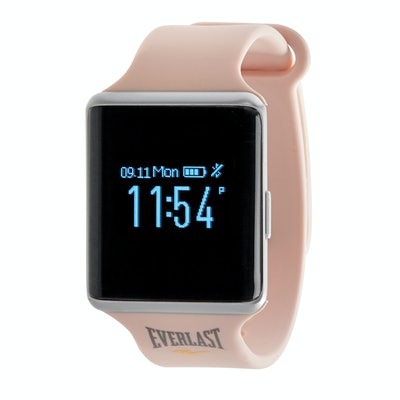Everlast TR10 Blood Pressure and Heart Rate Monitor Activity Tracker