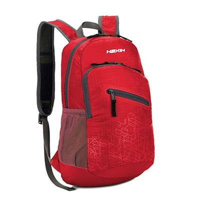 HEXIN 33L Lightweight Foldable Hiking Backpack