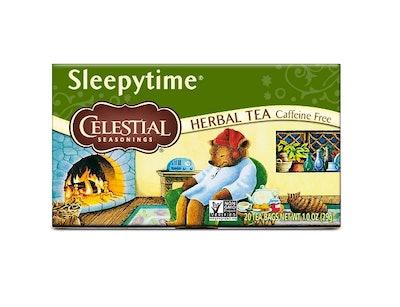 Celestial Seasonings Sleepytime Caffeine-Free Herbal Tea