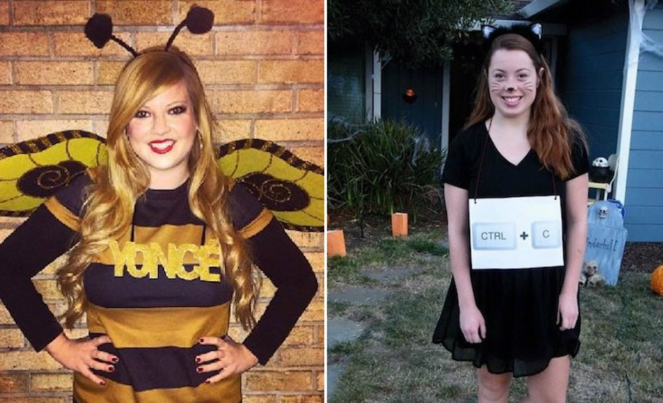 10 clever halloween 2018 costumes for college students that are so so punny
