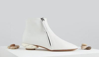 Pigo Ankle Boot Bianco